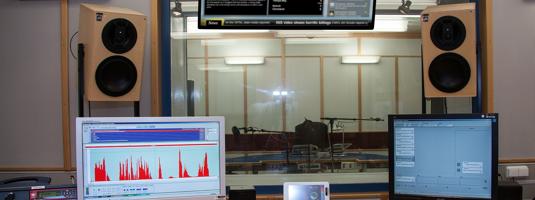 Digital Signage for Broadcast
